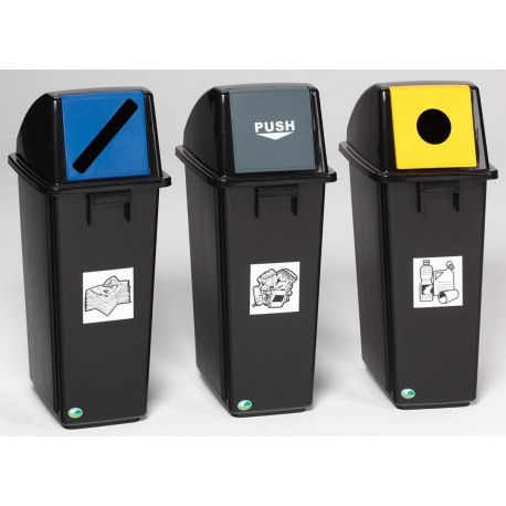 poubelle de tri selectif
